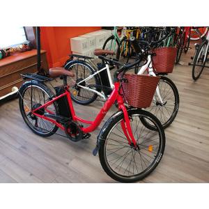 Tao Motor's Comfort 203 In Red