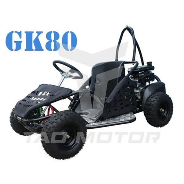 EK80 Electric Go Cart Black Tao Motor