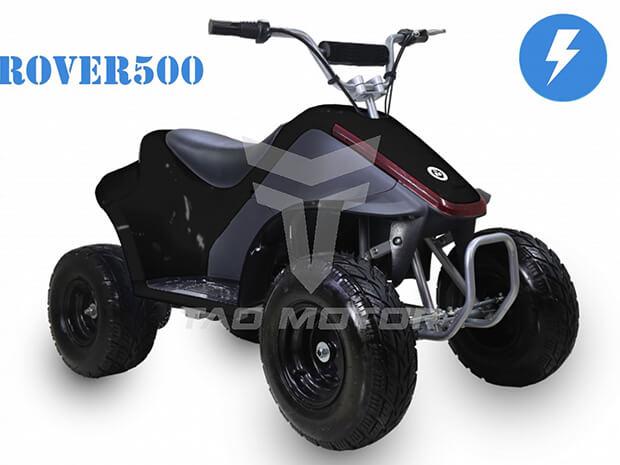 Rover 500 Electric ATV Kids Black