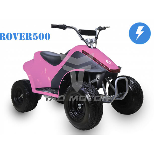 Rover 500 Electric ATV Kids Pink