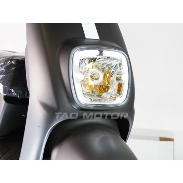 Virgo 606 E Scooter Headlight
